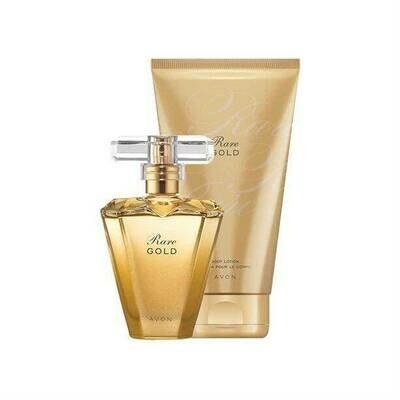 Rare Gold Perfume Set