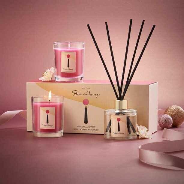 Far Away Home Fragrance Gift Set