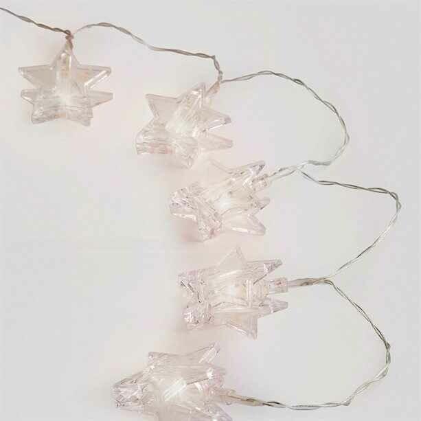 Star Clip String Lights
