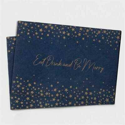 Set of 2 Star Placemats