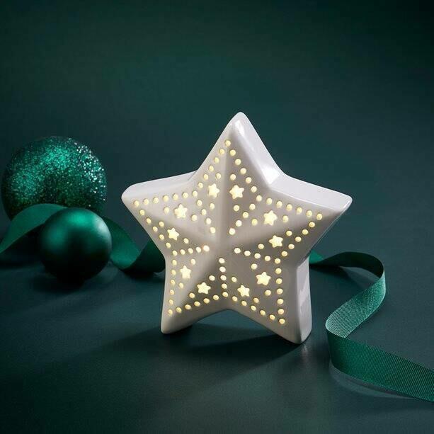 Ceramic Star LED Lights
