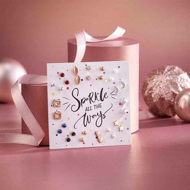 Sparkle All The Way Earring Gift Set