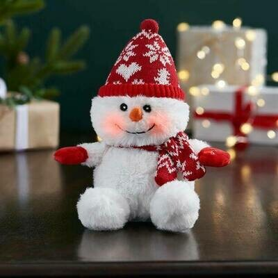 Singing & Dancing Snowman
