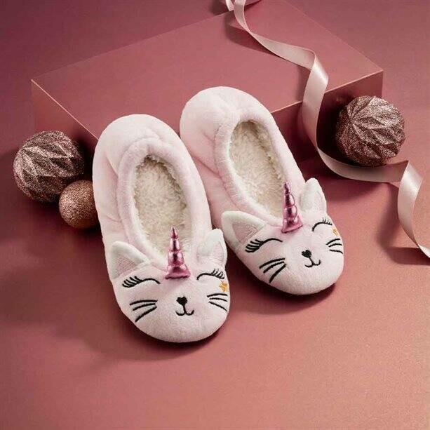 Caticorn Kids' Slippers