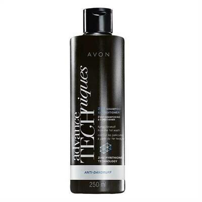 Anti-Dandruff 2-in-1 Shampoo & Conditioner - 250ml