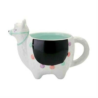 Llama Colour-Changing Mug