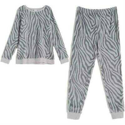 Zebra Snuggle Lounge Set