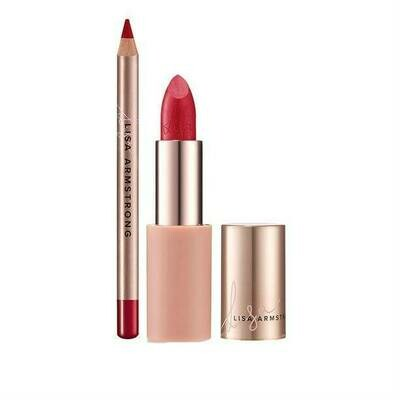 Lisa Armstrong Matte Lip Kit - My Joy & The Joys
