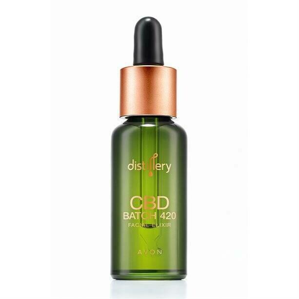 Distillery CBD Batch 420 Facial Elixir