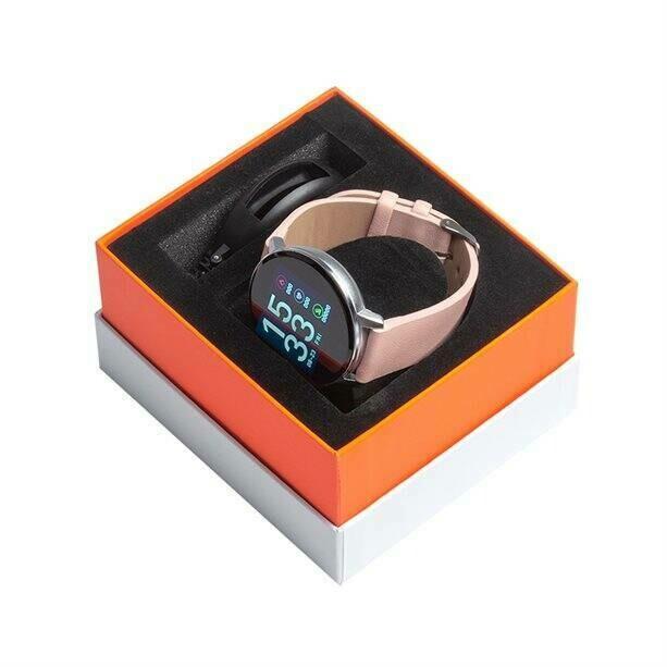Kiah Smart Watch - Pink