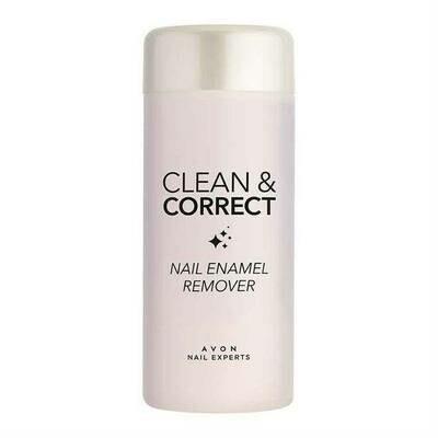 Clean & Correct Nail Enamel Remover