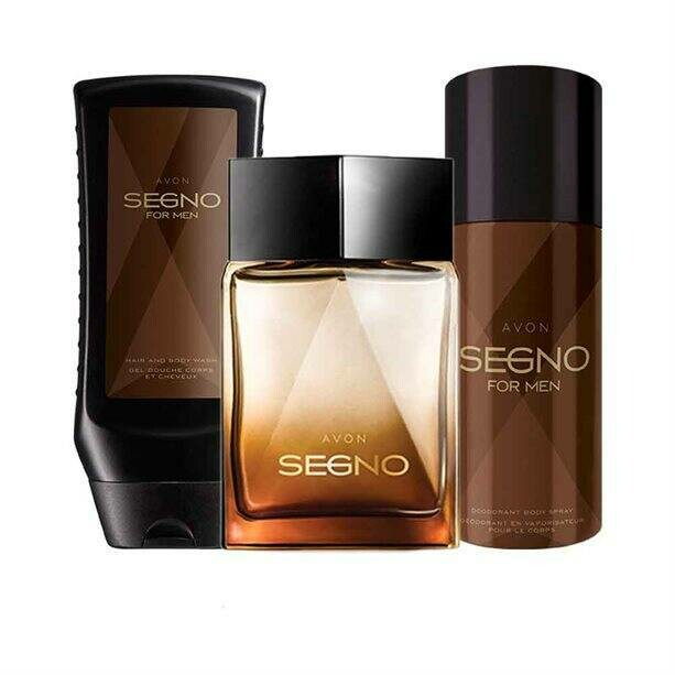 Segno Aftershave Set