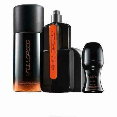 Full Speed Aftershave Set