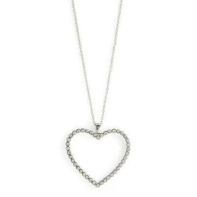 Lucille Heart Necklace