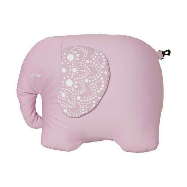 Elephant 2-in-1 Pillow