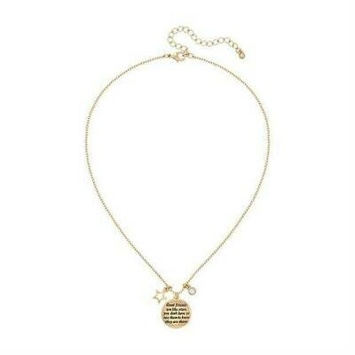 Aoife Charm Necklace
