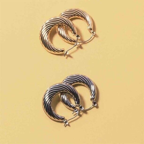 Marnie Hoop Earring Gift Set