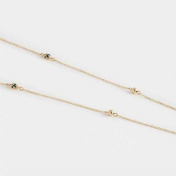 Leopard Glasses Chain