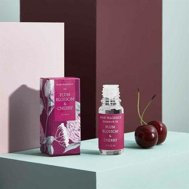 Plum Blossom & Cherry Fragrance Oil - 10ml
