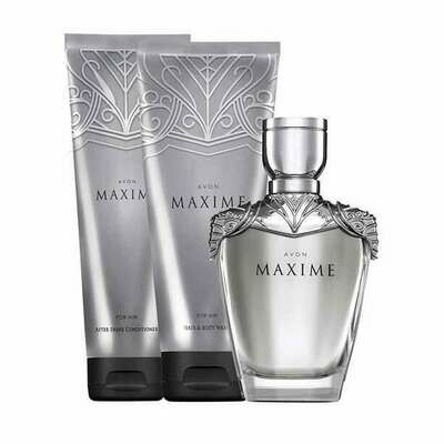 Maxime Aftershave Set
