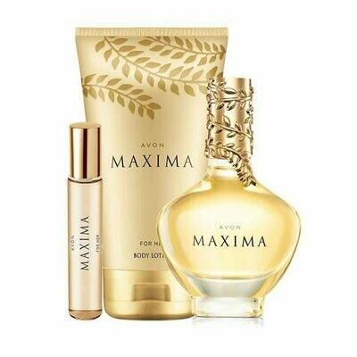 Maxima Perfume Set