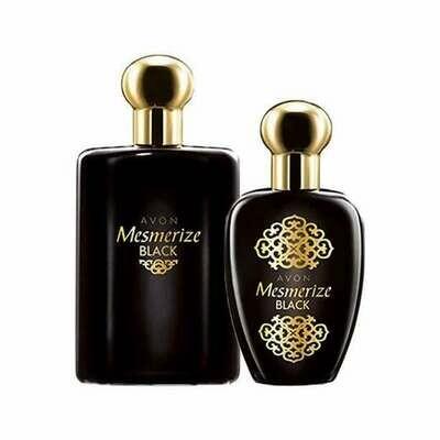 Mesmerize Black for Him & Her Fragrance Set