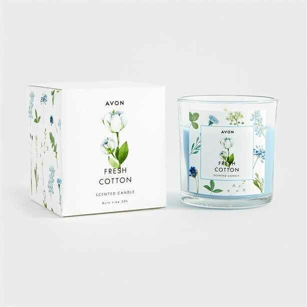 Fresh Cotton Candle - 110g