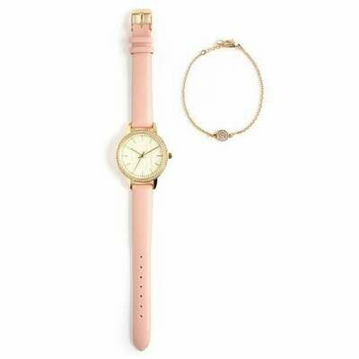 Juliette Watch & Bracelet Set - Gift Boxed