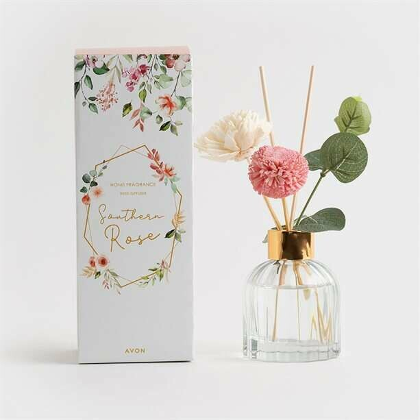 Southern Rose Diffuser - 80ml
