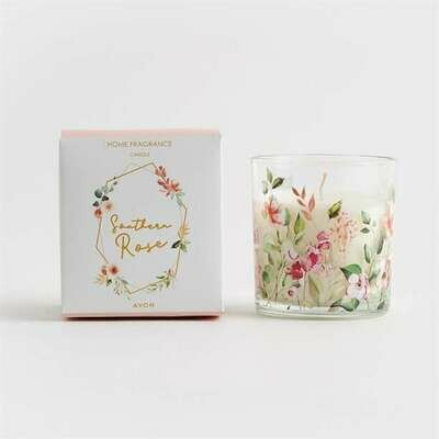 Southern Rose Candle - 300g