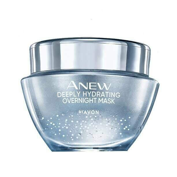 Anew Clinical Defend & Repair Advanced Hydration Overnight Mask - 50ml