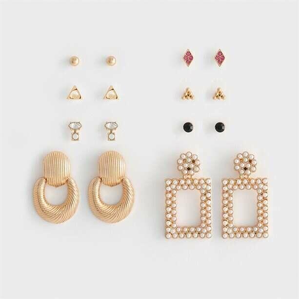 Sabine Earring Set