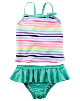 Vestido de Baño de 2 piezas -SC16707