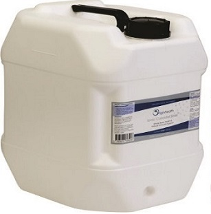 Colloidal Silver Liquid 21 litres ________________ Waiting on delivery of containers from the Manufacturer. restock 21-10-2021