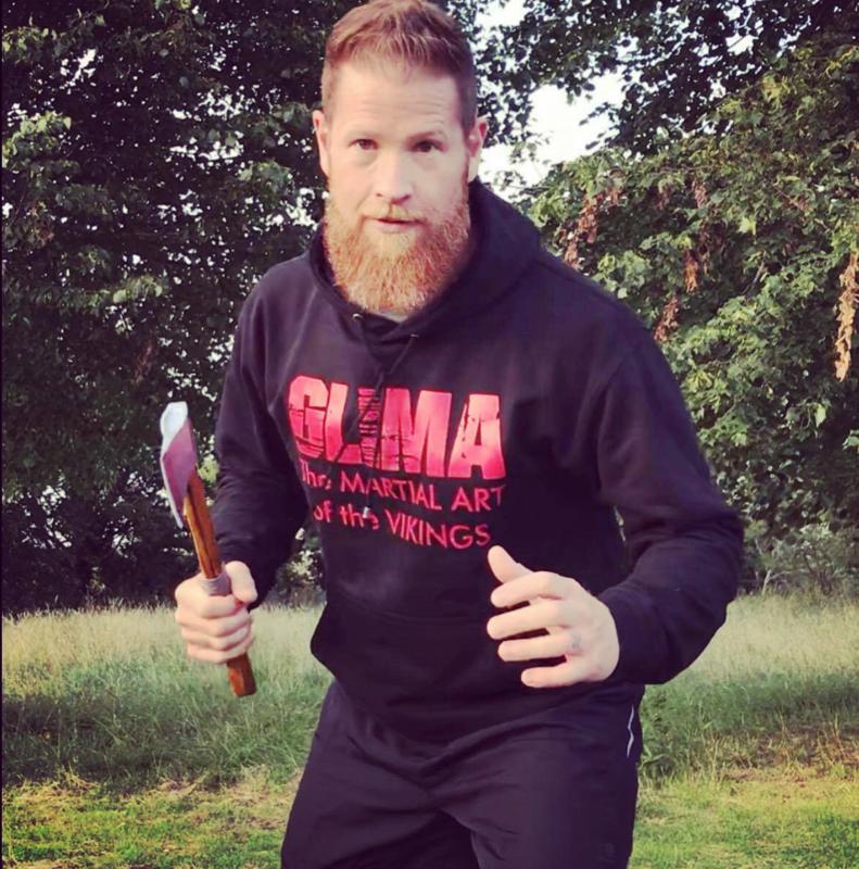 The Original Glima Hoodie