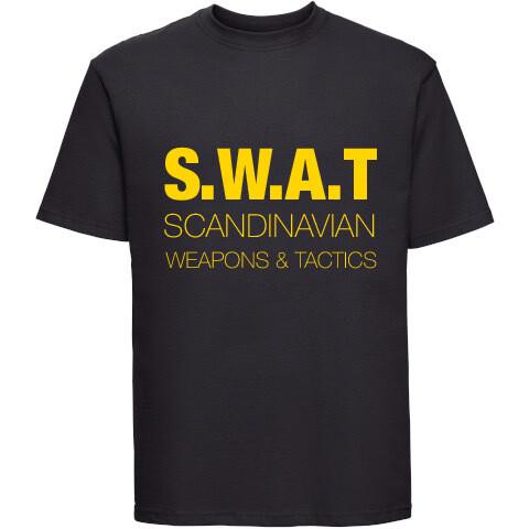 S.W.A.T Scandinavian Weapons & Tactics Tee