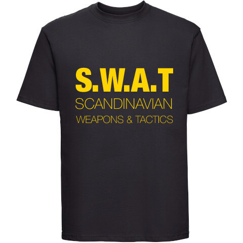 S.W.A.T Scandinavian Weapons & Tactics Tee