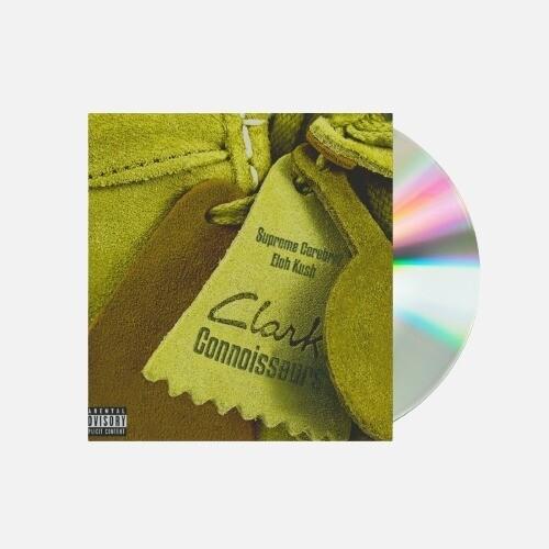 Clark Connoisseurs (CD)