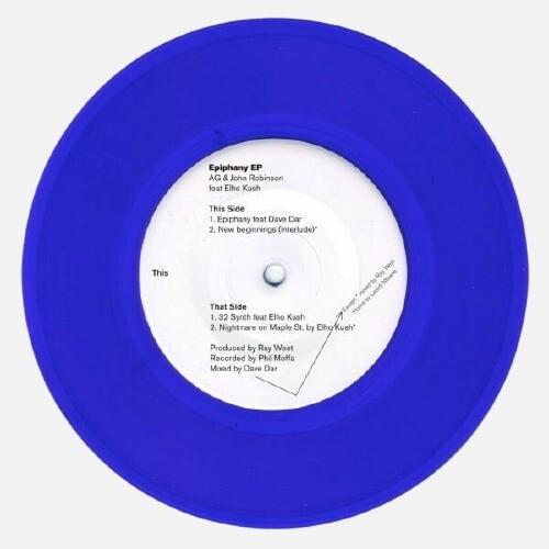 Epiphany EP (Vinyl)