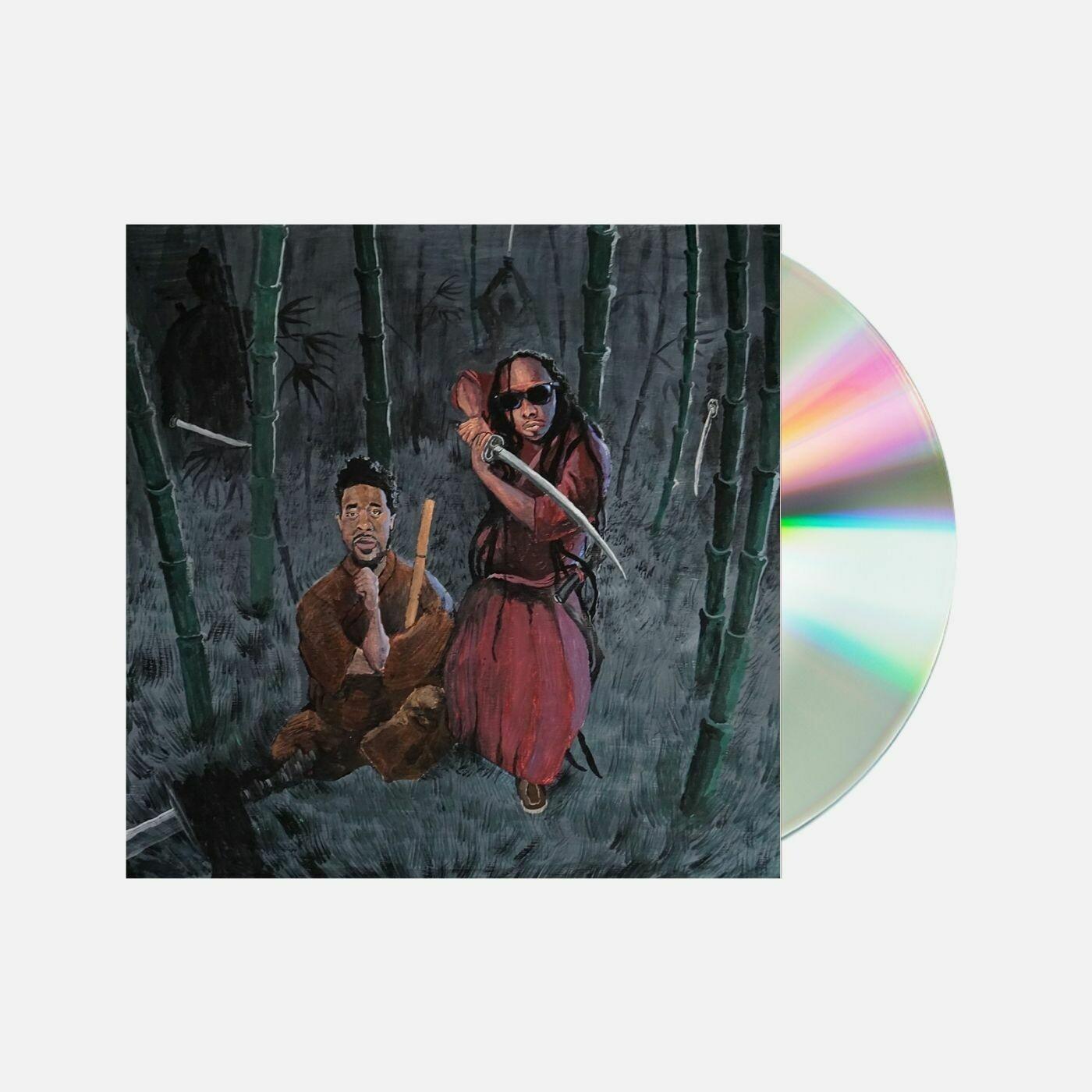 Ebony Ronin (CD)
