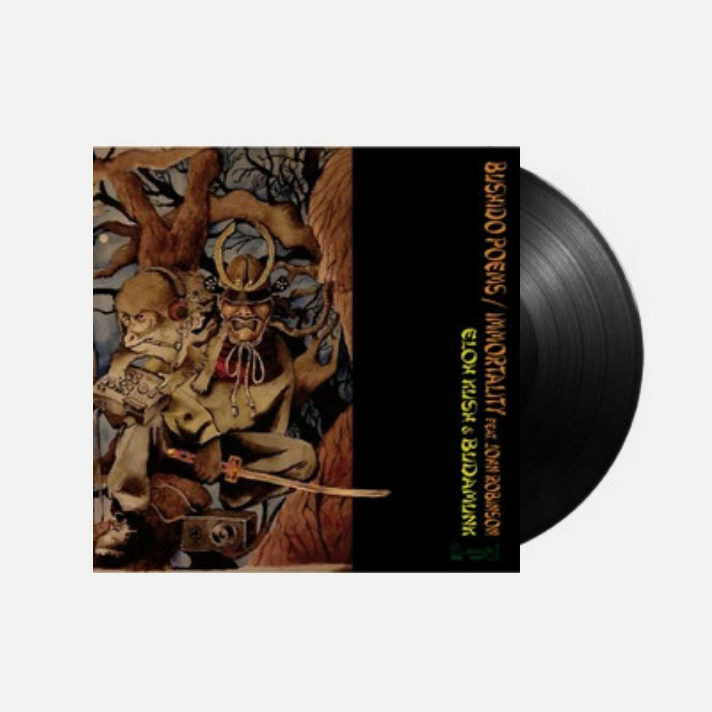 Bushido Poems/Immortality (Vinyl)