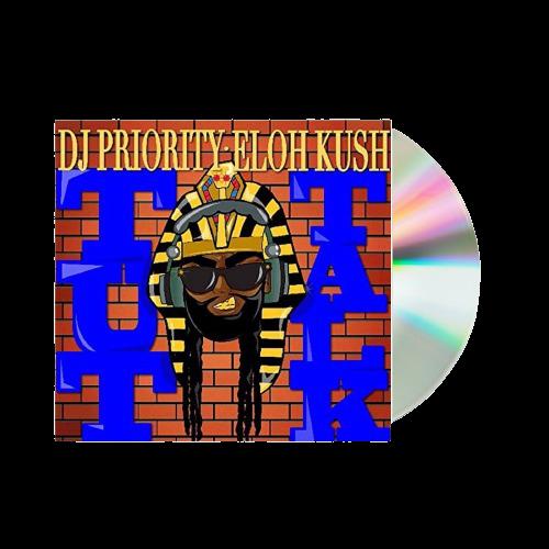 Tut Talk (CD)