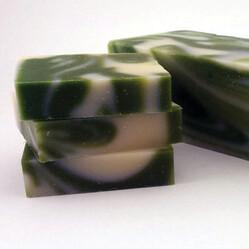 Cool Fresh Aloe Cold Press Soap