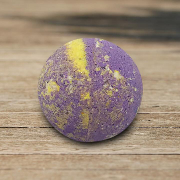 Lavender Muffin Bath Bomb