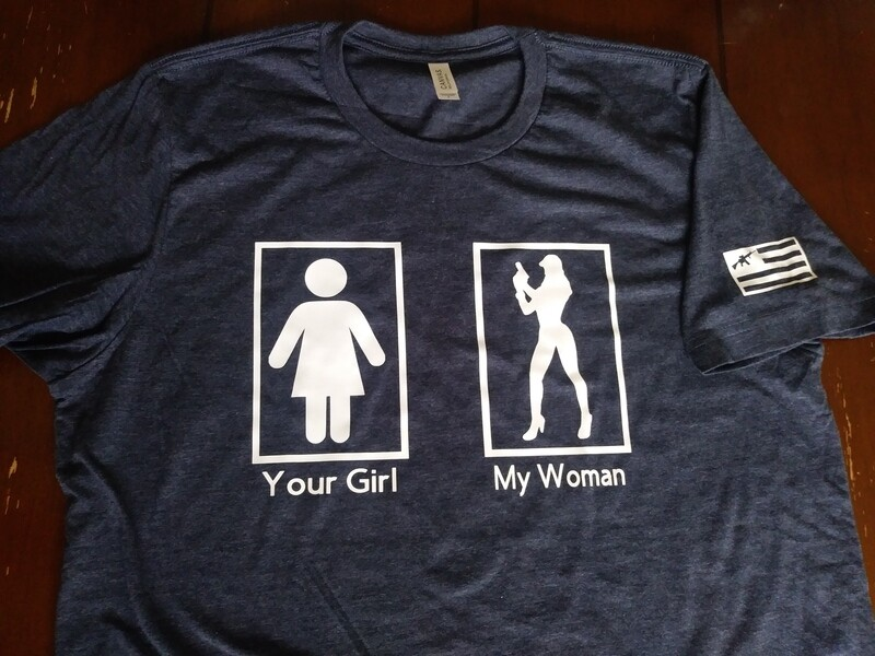 Your Girl, My Woman Shirt