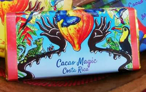 3 Oz. Cacao Magic Bar