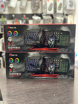 Xtrike Me Combo 4 in 1 Gaming Kit