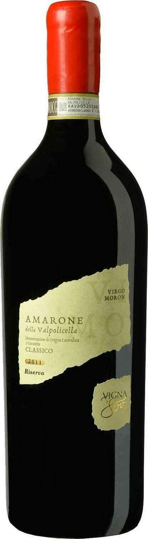 Amarone della Valpolicella Classico Riserva DOCG Virgo Moron 150cl