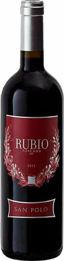 Rubio Toscana IGT