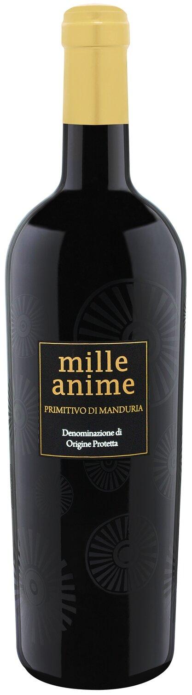 Mille Anime Primitivo di Manduria DOP